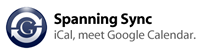 Spanning Sync logo