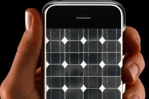 Apple Eying Solar for iPods, iPhones & Laptops?