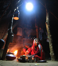 D.Light: Solar-Powered LED Lights For the World's Neediest