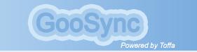 GooSync Logo