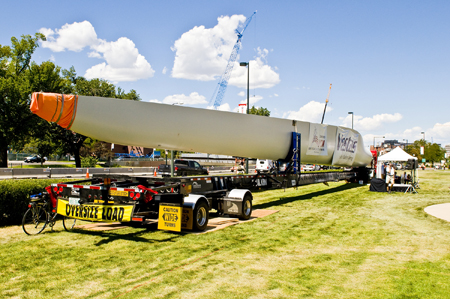 Wind-Powered Politics: Vestas at the DNC