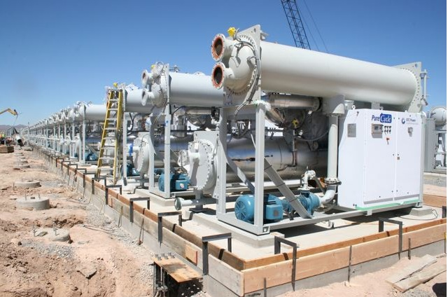 Raser To Switch On Low Temp Geothermal Power
