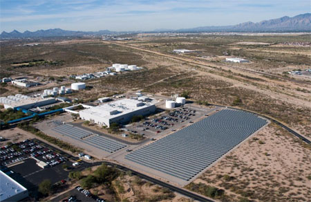 Global Solar Takes World's Largest CIGS Project Live