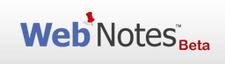 WebNotes Logo