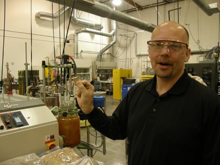 ZeaChem's Lab: From Termite-Gut Bugs to Biofuel