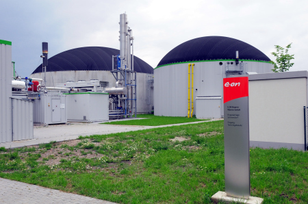 Putting Biogas into the Pipelines