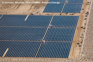 First Solar, Sempra Beef Up Solar Power Plant Partnership