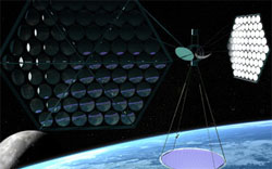 PG&E Seeking Solar In Space! Seriously