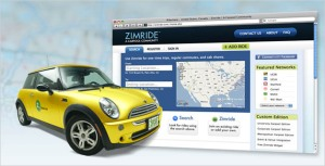Zipcar, Zimride Team Up for Shared Ziptrips
