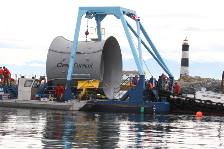 Tidal Power Keeps on Truckin'