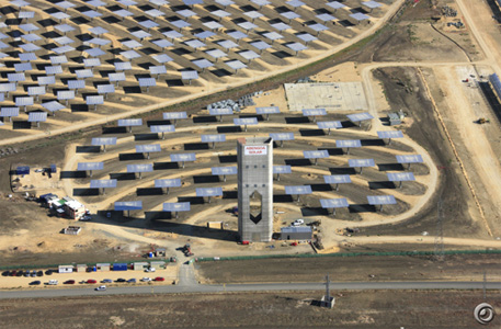 PHOTOS: Abengoa's Next-Gen Solar Power Tower, Eureka!