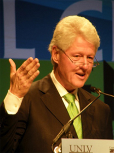 Bill Clinton: Cash for Clunkers Worked So Well, Let's Do It for Electric Vehicles