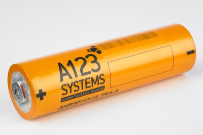 A123Systems Vies for Biz in Japan With Its Lithium-ion Batteries