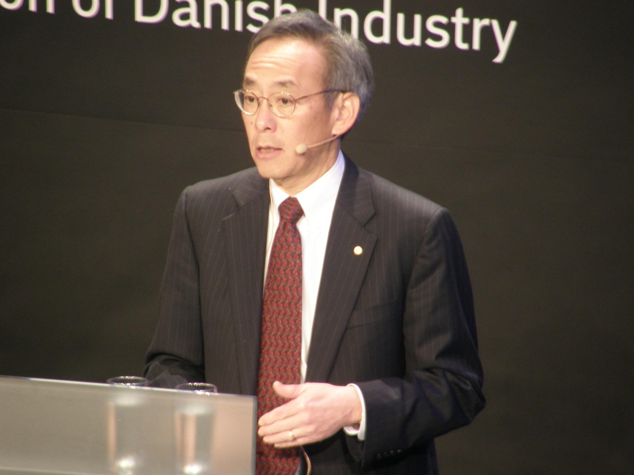 Copenhagen: U.S. Energy Secretary Highlights Power of the Stimulus Funds