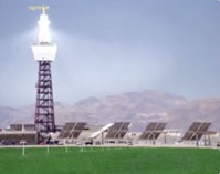 SolarReserve: Solar & Salt in the Nevada Desert