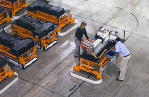 Volt Battery Pack No. 1 Rolls off Assembly Line, Finish Line in Sight