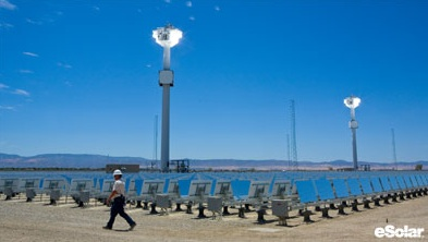 eSolar Wins Massive Solar Thermal Deal in China