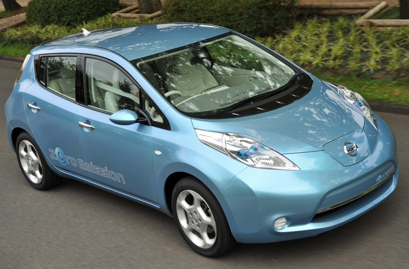 How to Get First in Line for Nissan's Electric LEAF