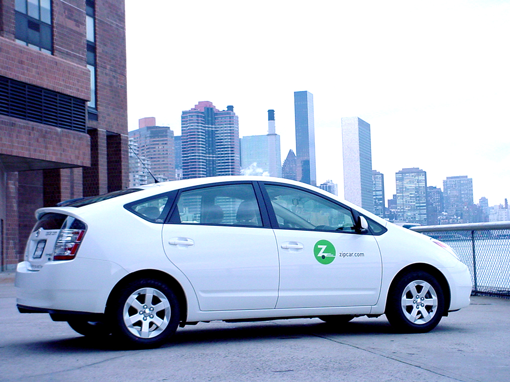 Zipcar Snaps Up UK Car-sharing Network Streetcar