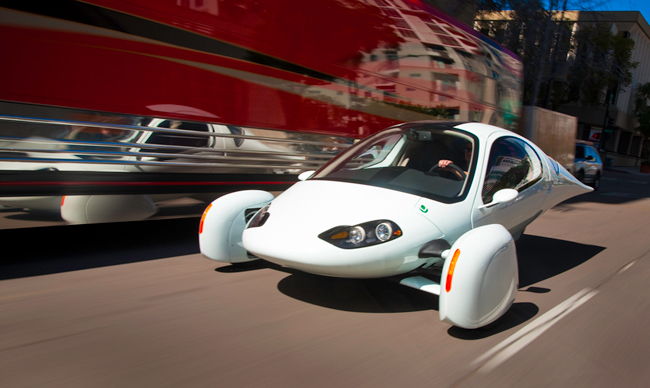 Aptera on the Electric Car Startup's Blessing, Curse and Future Tech