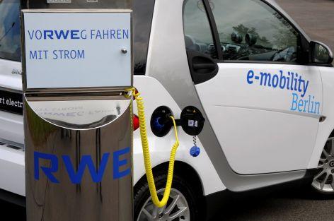 Daimler e-Mobility Berlin