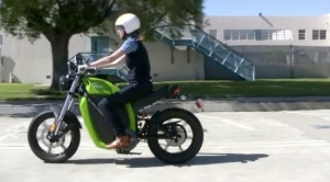 Green Overdrive: We Ride Brammo's Electric Motorcycle!