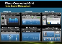 Cisco Launches Smart Grid Assault, Home Energy Gadget