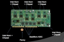 SeaMicro Unveils Low Power Server