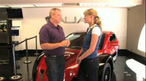 Green Overdrive Video: Al Unser Jr. Gets ZAPped