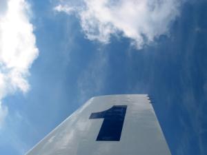Nr. 1 in the sky