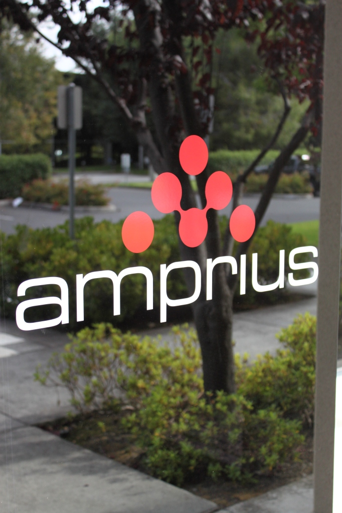 Amprius headquarters