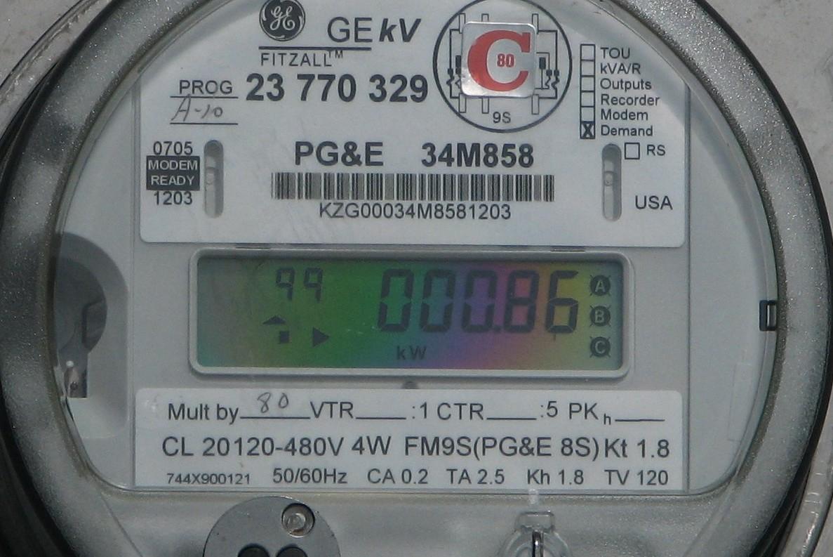 PG&ESmartMeter