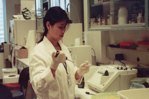 filipino scientist with picture and contributions