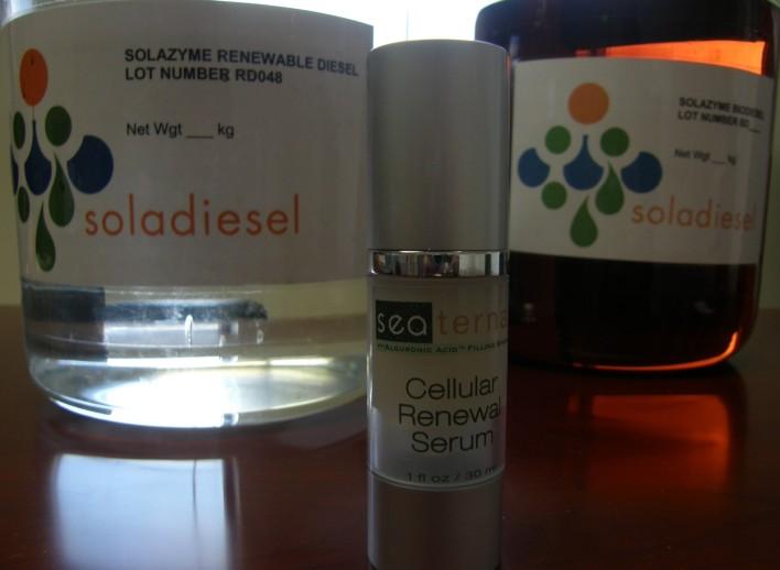 Solazyme Oil