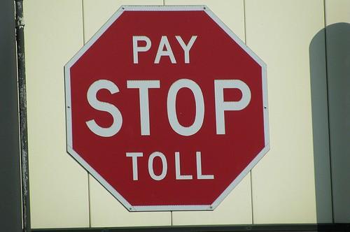 toll image
