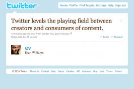 Twitterannounce