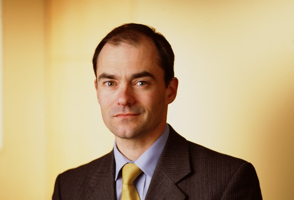 Outgoing ARM CEO Warren East.