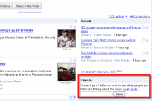 google news twitter screenshot