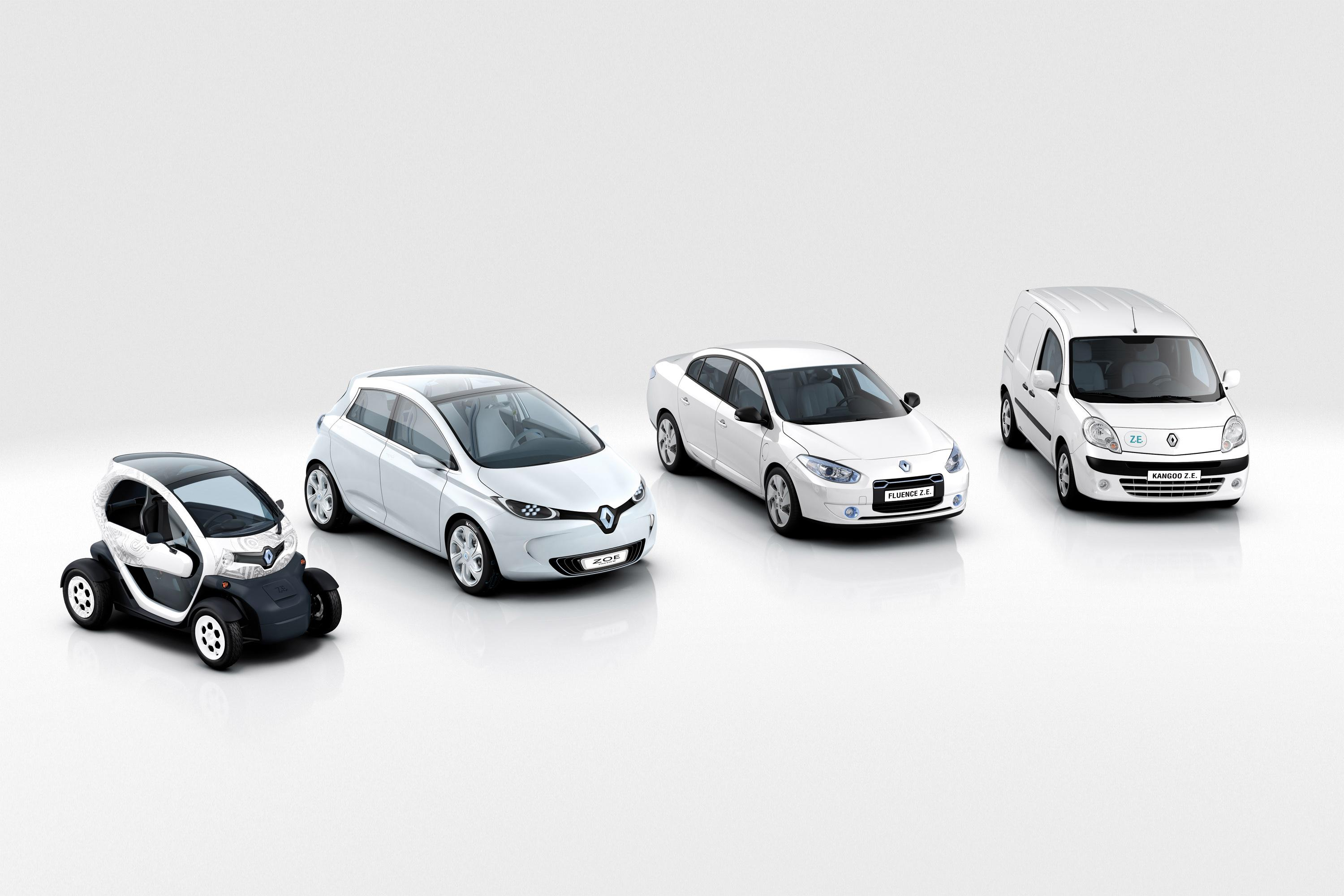 ae3dfd98f0 Renault s lineup of electric vehicles