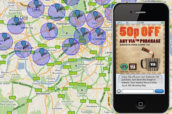 Sbux iPhone London - Mult