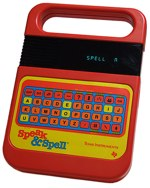 Texas Instruments Speak 'n Spell