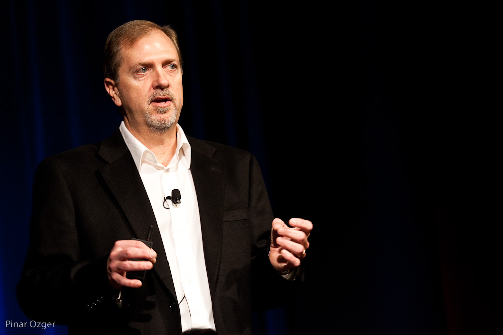 Jeff Miller, President and CEO ActiveVideo Networks