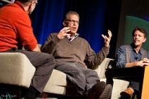 Tim Kring, TKE Imperative, and Carlton Cuse, Writer/Producer, at NTVL 2010