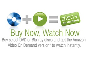 amazon disc on demand