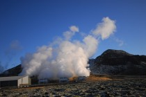 Geothermal power in Iceland