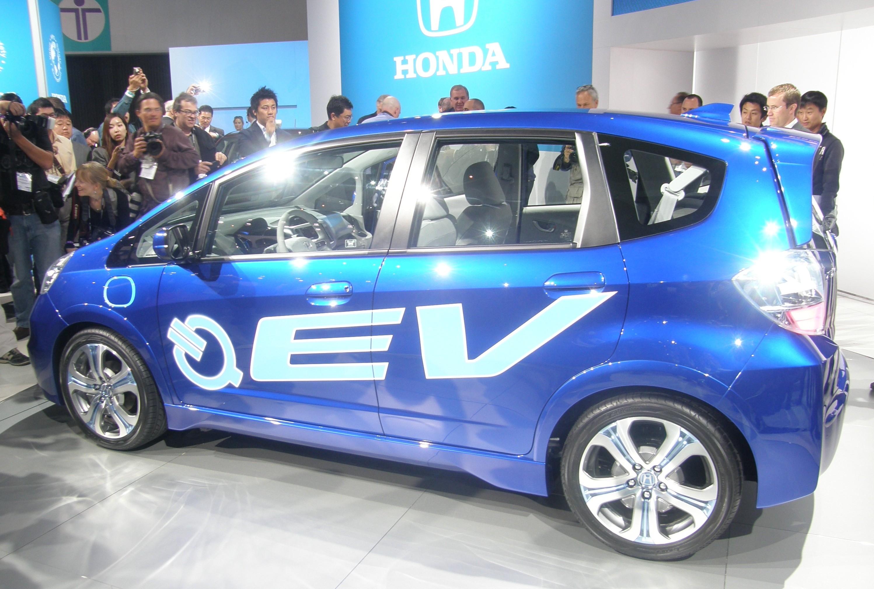 Honda EV Fit