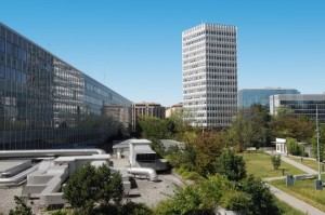 ITU Headquarters in Geneva