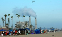 power plant Huntington Beach