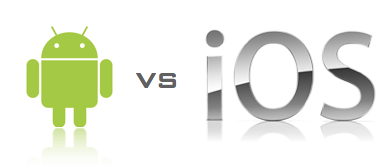 Android iOS Battle