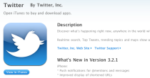 Twitter App Updates Push Notifications
